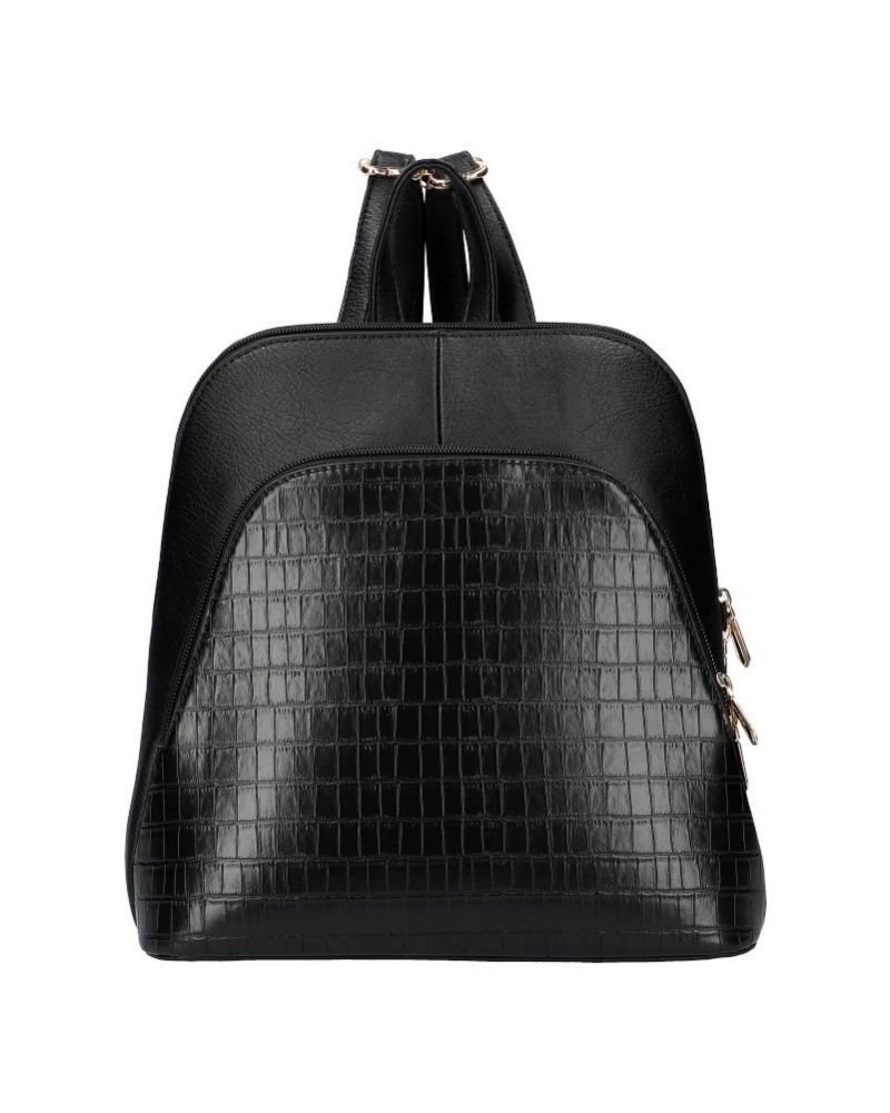 Dámský městský batoh AM DUO BLACK 106 AM0106_BK