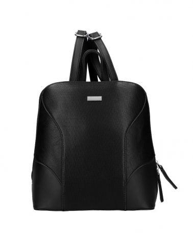 Dámský městský batoh AM LEON BLACK 20 AM0020_BK