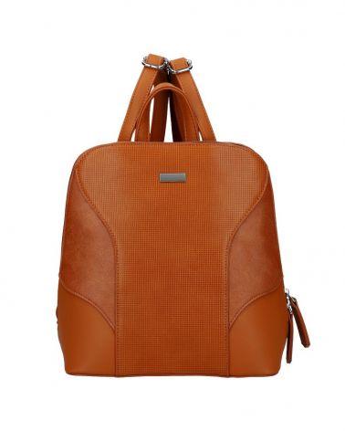 Dámský městský batoh AM LEON BROWN 20 AM0020_BN