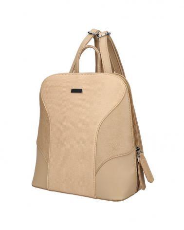 Dámský městský batoh AM LEON APRICOT 20 AM0020_AT