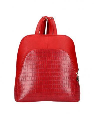 Dámský městský batoh AM DUO RED 106 AM0106_RD