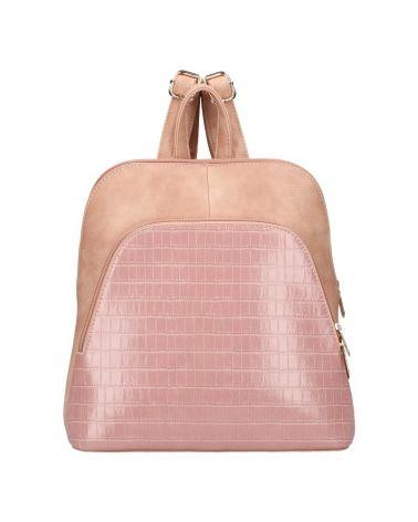 Dámský městský batoh AM DUO PINK 106 AM0106_PK
