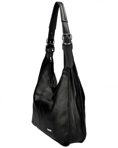 Am Montreux hobo kabelka CLEAN DESIGN BLACK 6339 6339_BK