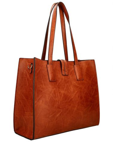 Am Montreux SET kabelka CLASSIC SQUARE BROWN 9282 9282_BN