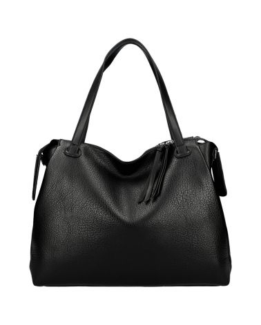 Am Montreux kabelka shopper SIMPLY BLACK 6311 6311_BK