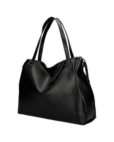 Am Montreux kabelka shopper SIMPLY BLACK 6311 6311_BK