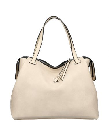 Am Montreux kabelka shopper SIMPLY APRICOT 6311 6311_AT