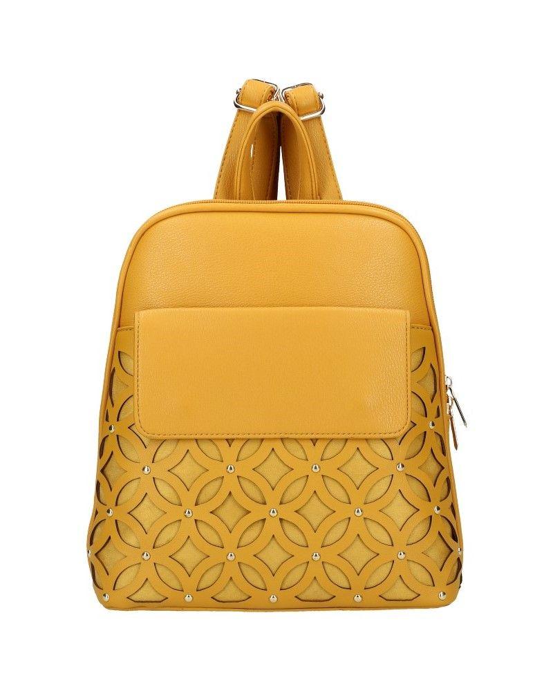 Am Montreux dámský batoh PERFORATED DESIGN YELLOW 109 AM0109_YW