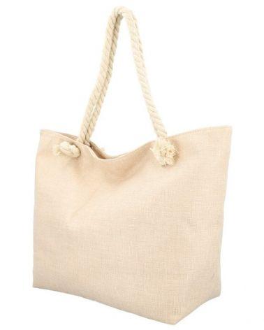 Sweet & Candy velká shopper taška BEIGE BEACH 21509 21509_BG