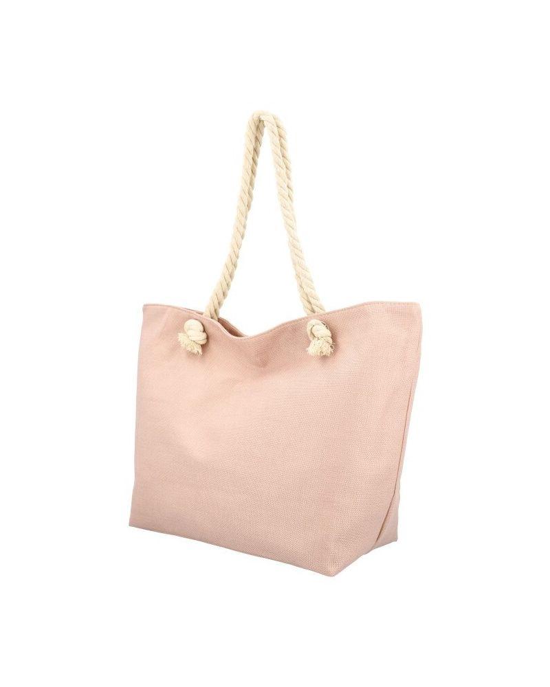 Sweet & Candy velká shopper taška NUDE BEACH 21509 21509_NE