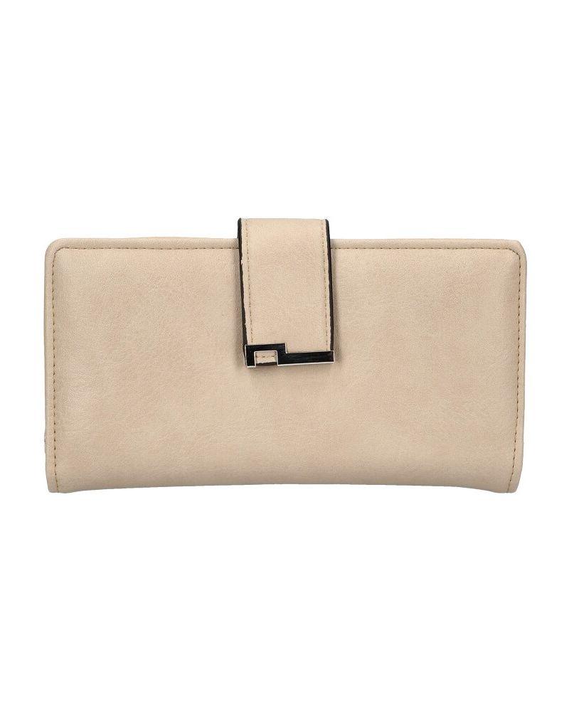 Dámská peněženka béžová 5006 D5006_AT