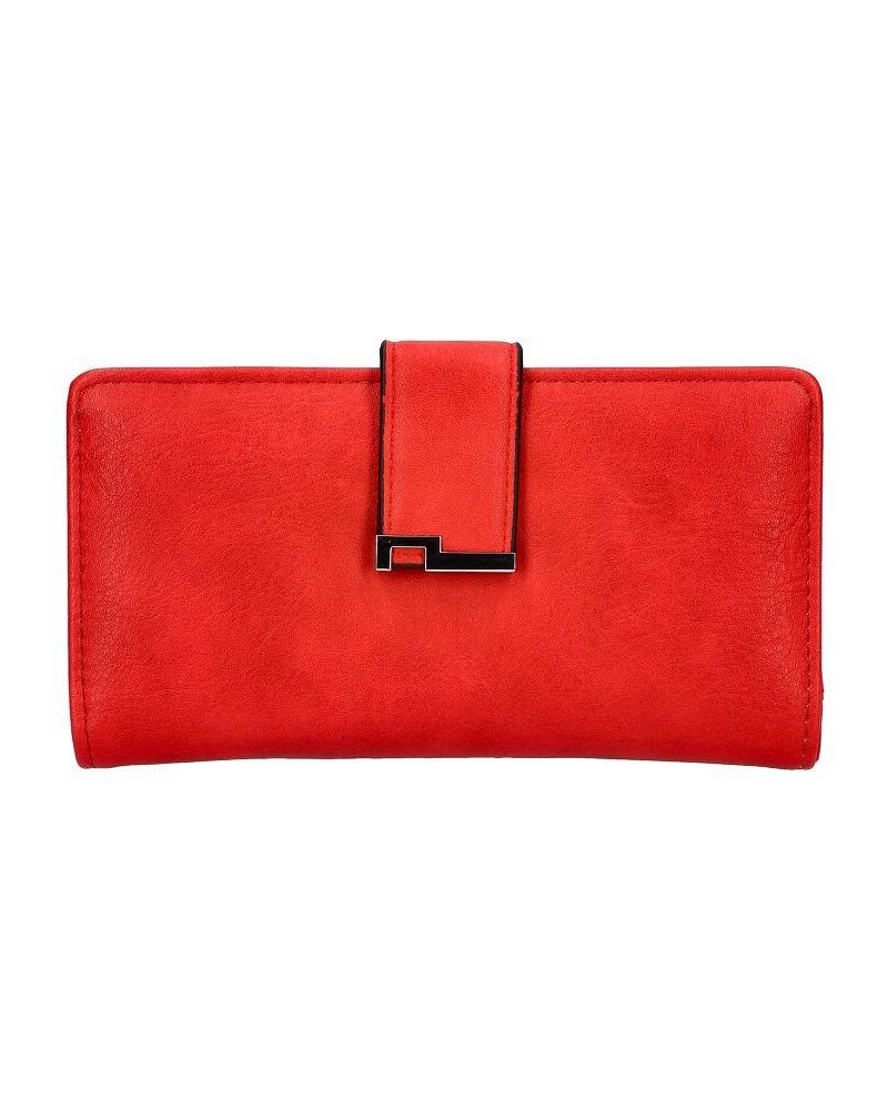 Dámská peněženka červená 5006 D5006_RD