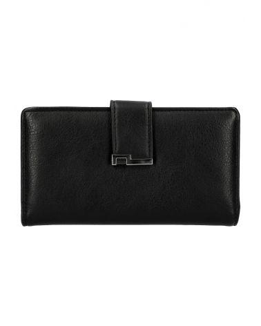 Dámská peněženka černá 5006 D5006_BK