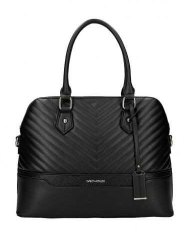 David Jones kabelka BOWLING BRIEFCASE BLACK 6220 6220_BK