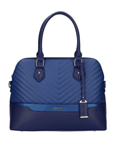 David Jones kabelka BOWLING BRIEFCASE BLUE 6220 6220_BE
