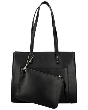 David Jones kabelka CLASSIC SQUARE BLACK 5677 CM5677_BK