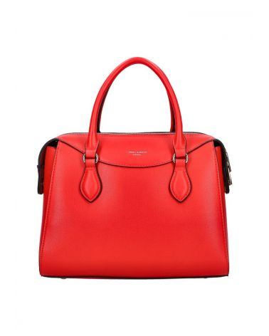 David Jones kabelka BUSINESS CIARA RED 5734 CM5734_RD