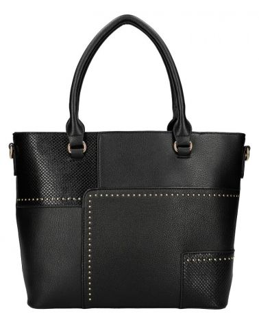 Am Montreux kabelka shopper NUANCE BLACK 70 AM0070_BK