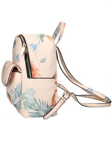 AM Montreux dámský batoh SPRING FLORAL PINK 817 KR817_PK