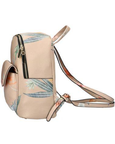 AM Montreux dámský batoh SPRING FLORAL KHAKI 817 KR817_KI