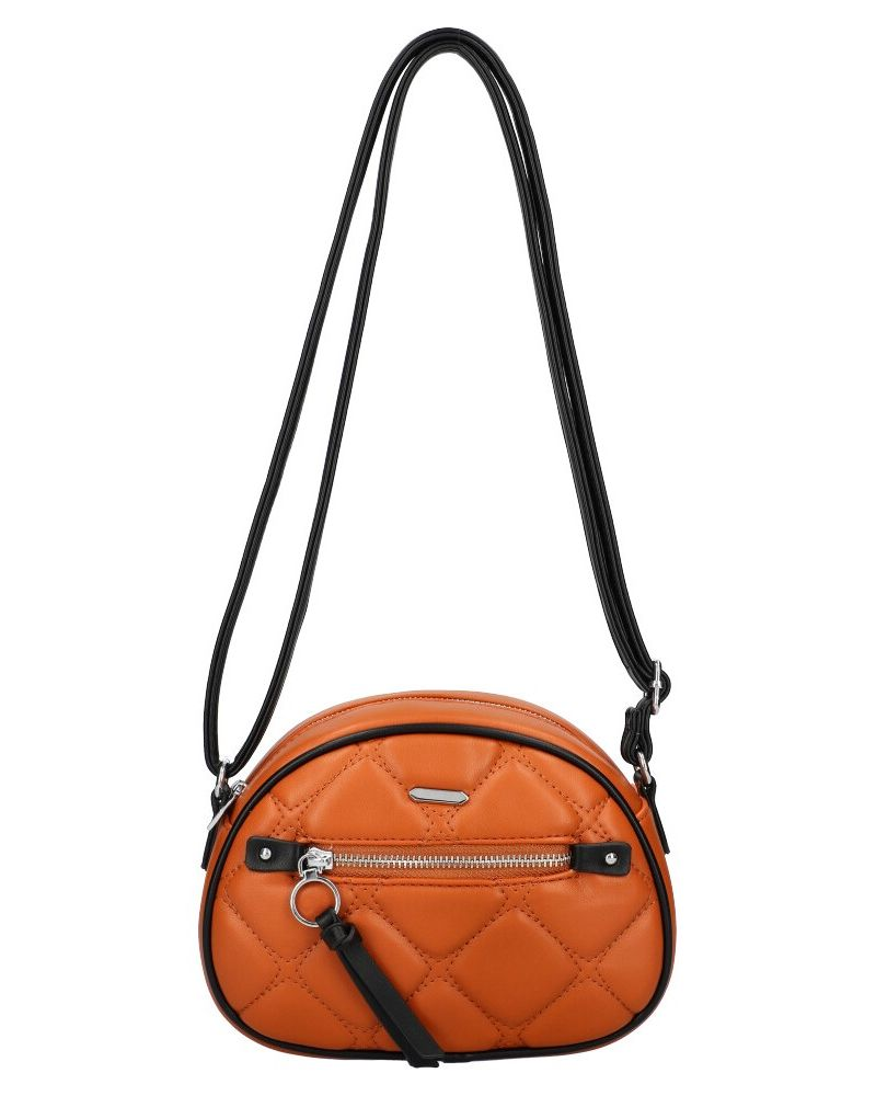 Am Montreux kabelka crossbody QUILTED BROWN 042 SZ042_BN