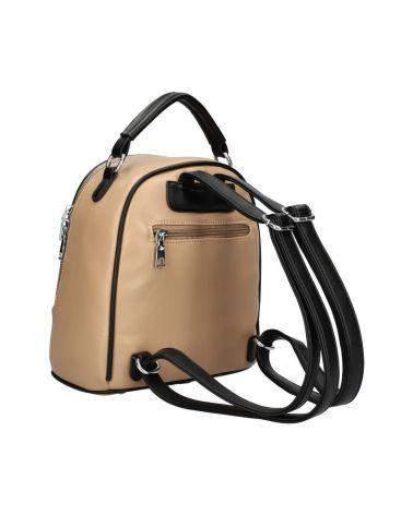 Am Montreux dámský batoh QUILTED KHAKI 046 SZ046_KI