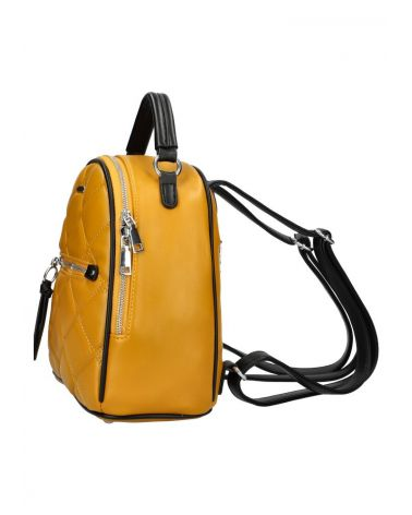 Am Montreux dámský batoh QUILTED YELLOW 046 SZ046_YW