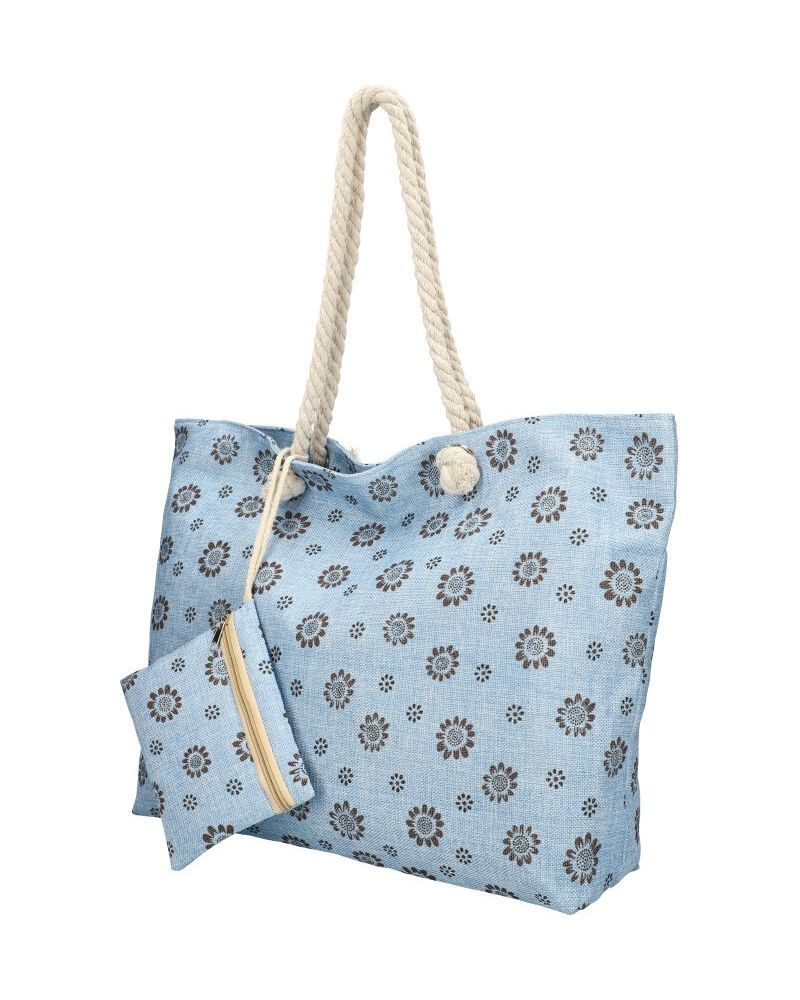 Sweet & Candy velká shopper taška BLUE BEACH 71 71-3_BE