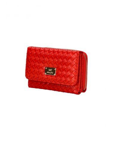 MaxFly dámská peněženka červená 1805 MF1805_RD
