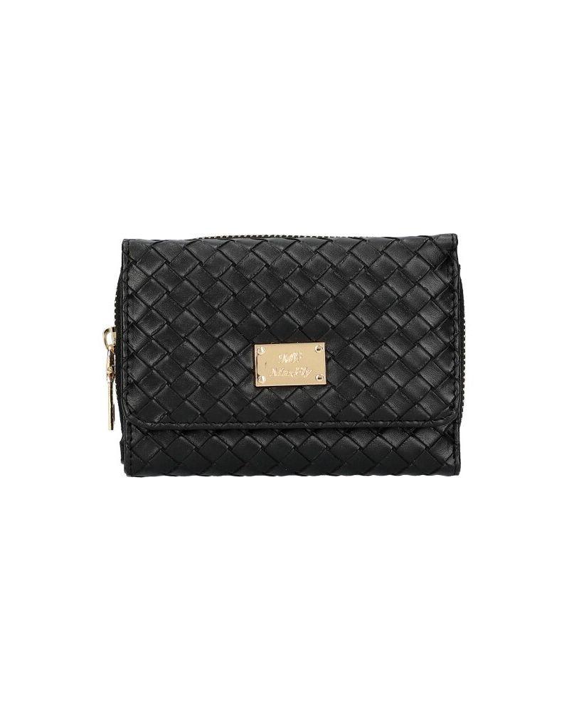 MaxFly dámská peněženka černá 1805 MF1805_BK