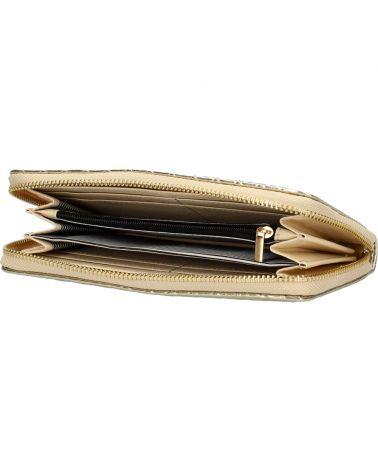 MaxFly dámská peněženka zlatá 1812 MF1812_GD