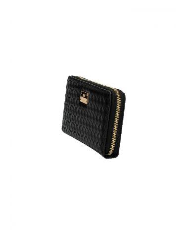 MaxFly dámská peněženka černá 1812 MF1812_BK