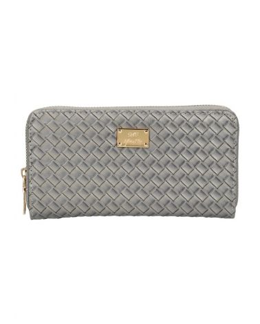 MaxFly dámská peněženka šedá 1812 MF1812_GY