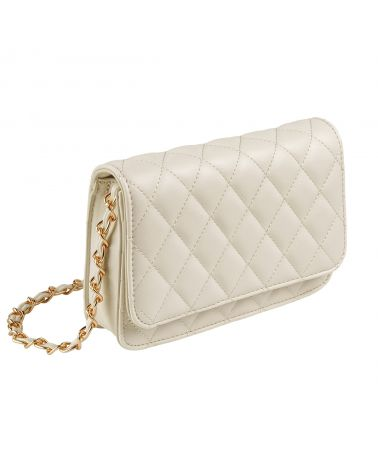 Kabelka crossbody YEH QUILTED WHITE 510532 Y0510532_WE