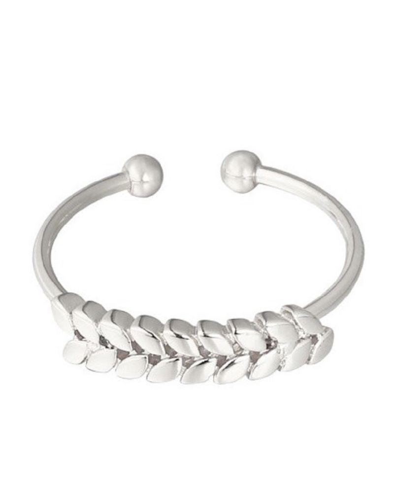 Dámský prsten YEH FEATHER ROW 251858 Y0251858_SI