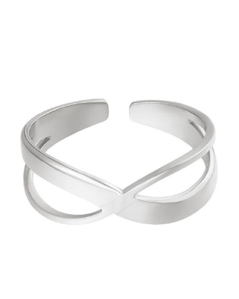 Dámský prsten YEH INTERWINED 252243 Y0252243_SI