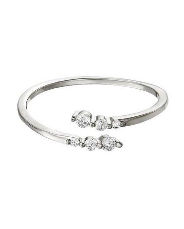 Dámský prsten YEH SPARKLING TWIST 252322 Y0252322_SI