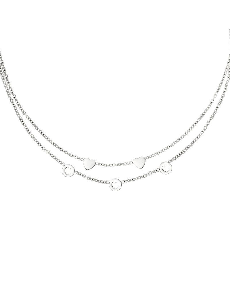 Dámský náhrdelník YEH ROMANCE 216062 Y0216062_SI