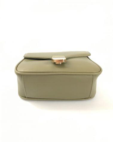 Kabelka crossbody YEH BAG FLAP CLOSURE GREEN 510605 Y0510605_GN