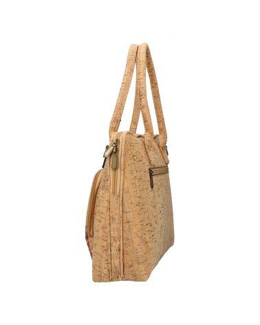 Korková kabelka velká AM CORK ANNA 1 74 AM0074-1_BN