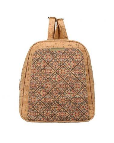 Korkový dámský batoh AM CORK STAN 3 073 CK073-3