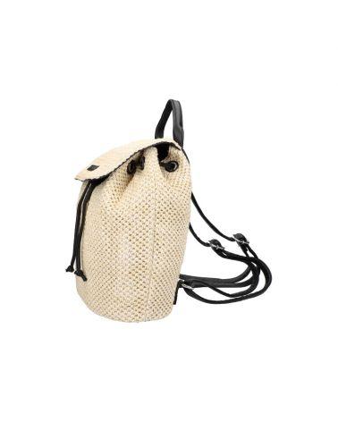 AM Montreux dámský batoh KNITT BLACK 2315 2315_BK