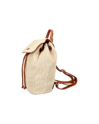 Am Montreux dámský batoh KNITT BEIGE 2315 2315_BG