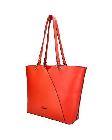 David Jones kabelka shopper ELLEANA ORANGE 6082 CM6082_OE
