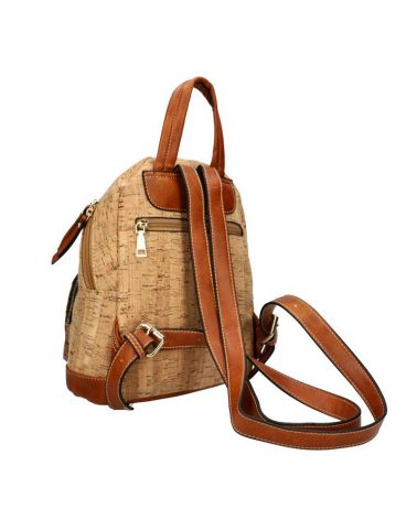 Korkový dámský batůžek AM CORK VIEN 838-1 KR838-1