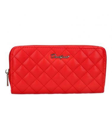 David Jones dámská peněženka červená P106 P106510_RD