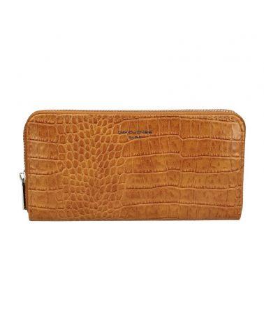 David Jones dámská peněženka zrzavá P105 P105510_CC
