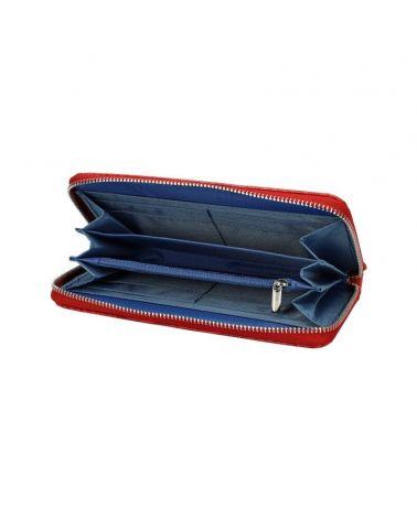 David Jones dámská peněženka červená P105 P105510_RD