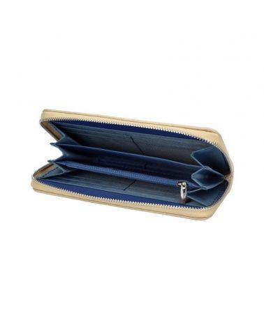David Jones dámská peněženka módní béžová P104 P104510_BG