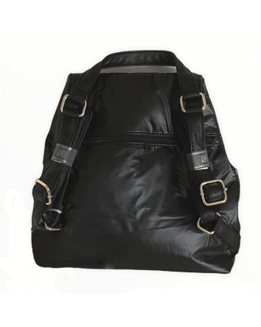 Paula Rossi dámský batoh PUFF černý 6002-5 6002-5_BK